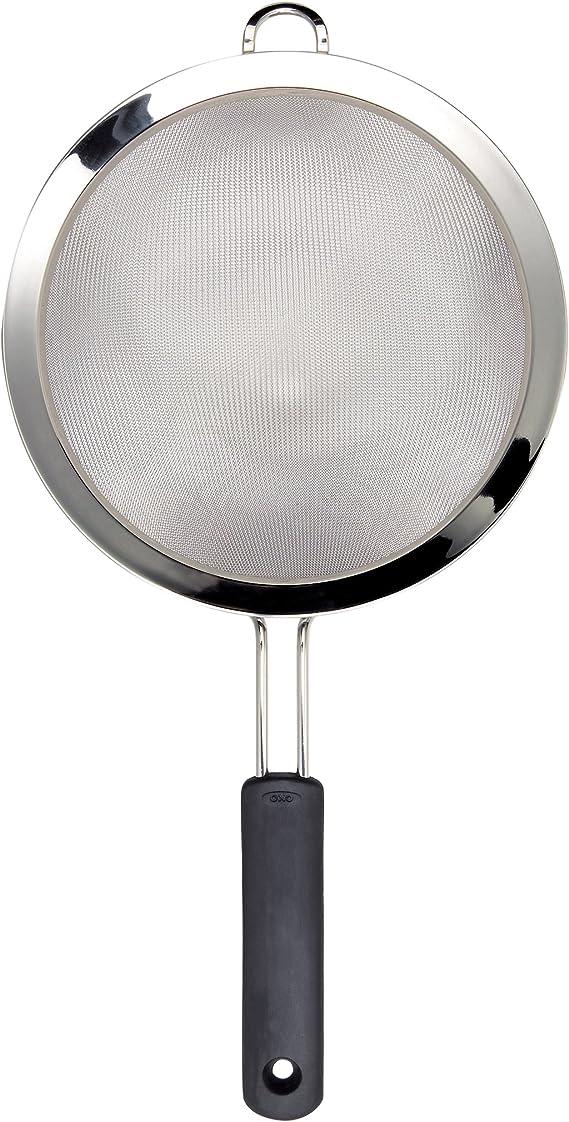 Professional Gauze Pointed Sieve Strainer installed screen filter Passier Strainer Kitchen Sieve Ø 18 cm gastlando