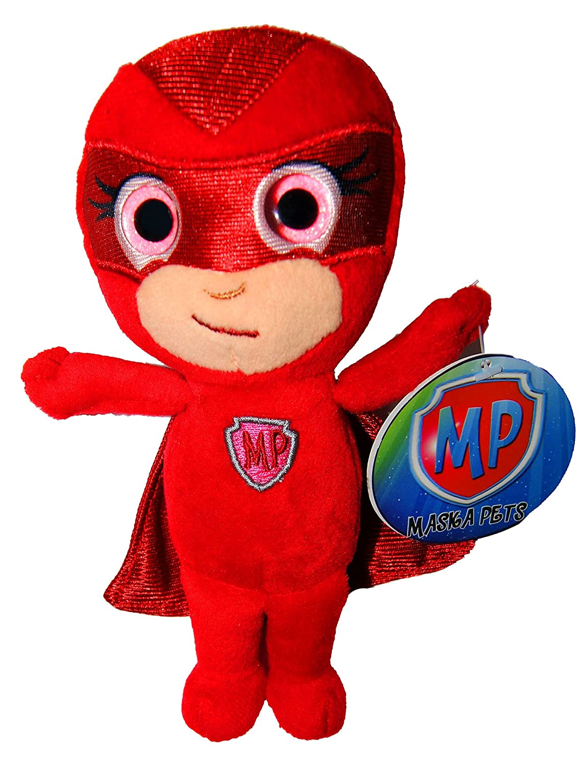 Amazon.es: PJ Masks Plush, juguetes de peluche, original, 3 diferentes personajes disponibles! 22cm / 8.6