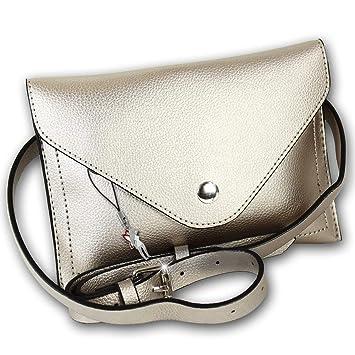 Umhängetasche Bauchtasche Handtasche Hüfttasche Glüxklee 2 in 1 Gürteltasche