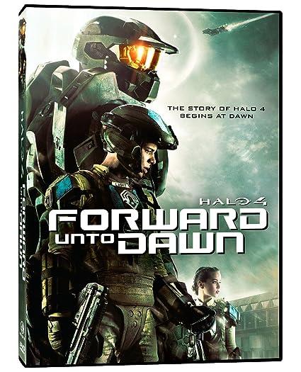 Amazon Com Halo 4 Forward Unto Dawn Tom Green Anna Popplewell