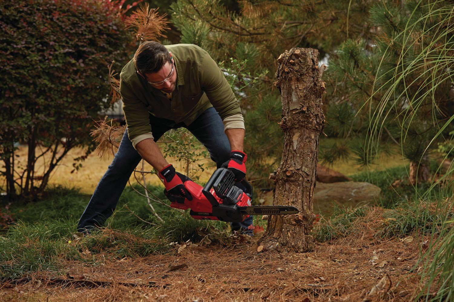 Craftsman CMCCS660E1 Chainsaws product image 12