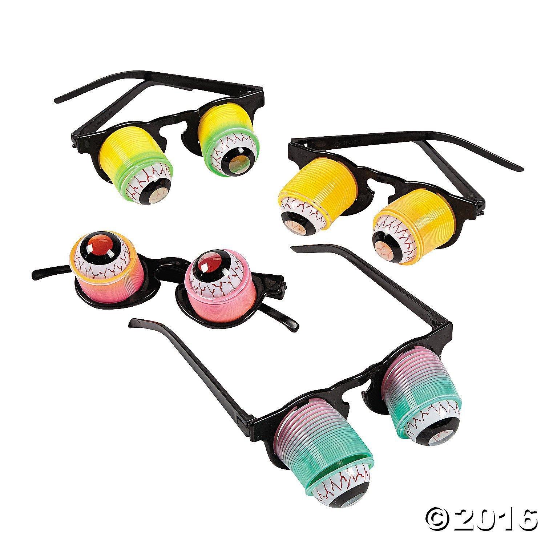 Hanging Rainbow Goo-Goo Glasses Glasses Glasses (1 dz) 85e456