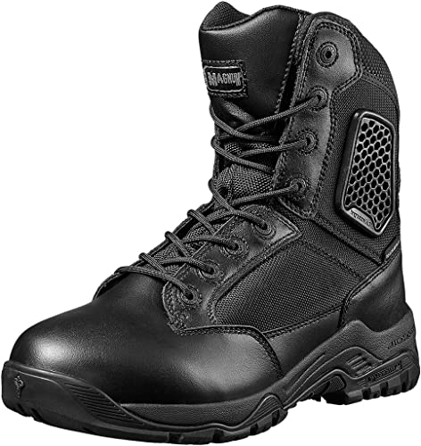 Magnum Mens Strike Force 8.0 Waterproof Mens Uniform Boots