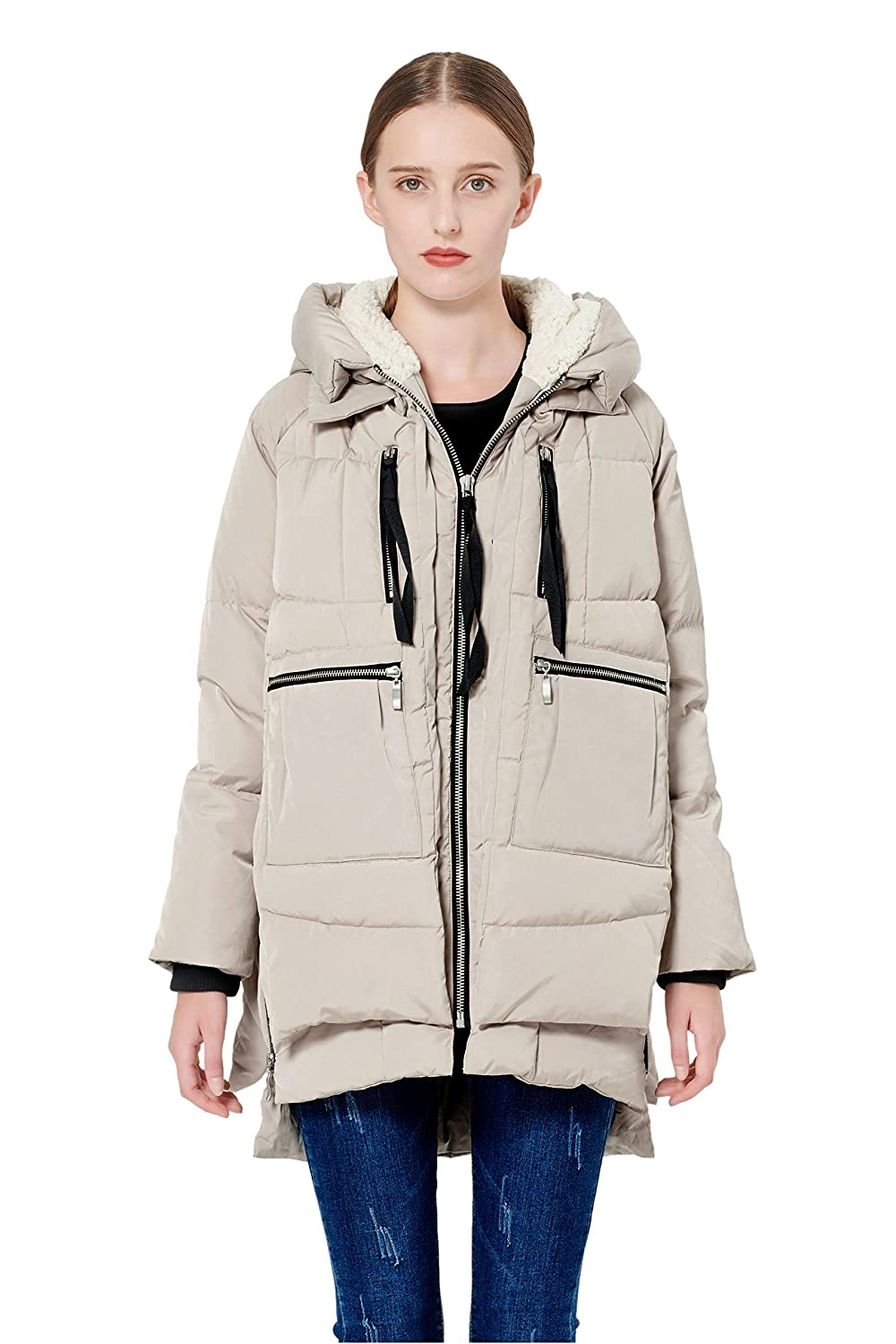 b761272ce Orolay Women's Thickened Down Jacket (Most Wished &Gift Ideas)