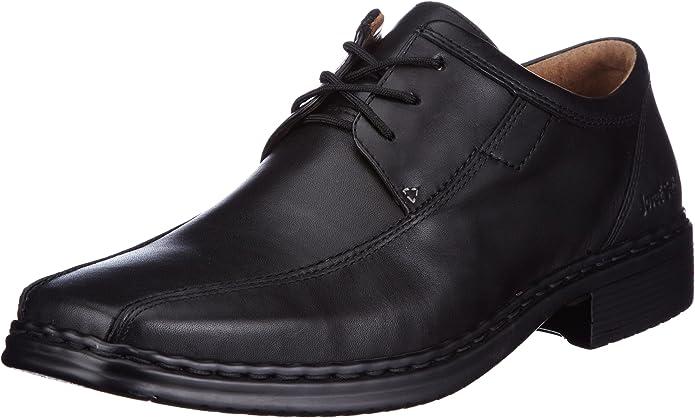 Josef Seibel Schuhfabrik GmbH Maurice 41200 23 600 - Zapatos de Cordones de Cuero para Hombre