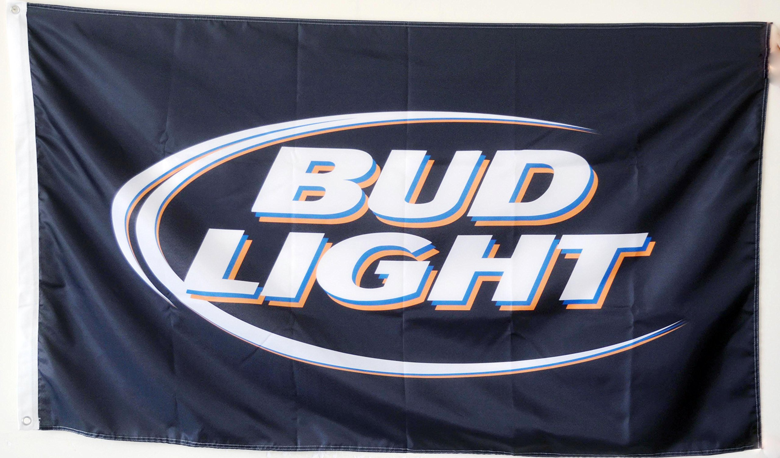 2But Bud Light Beer Flag Banner 3x5 Feet Man Cave by 2But