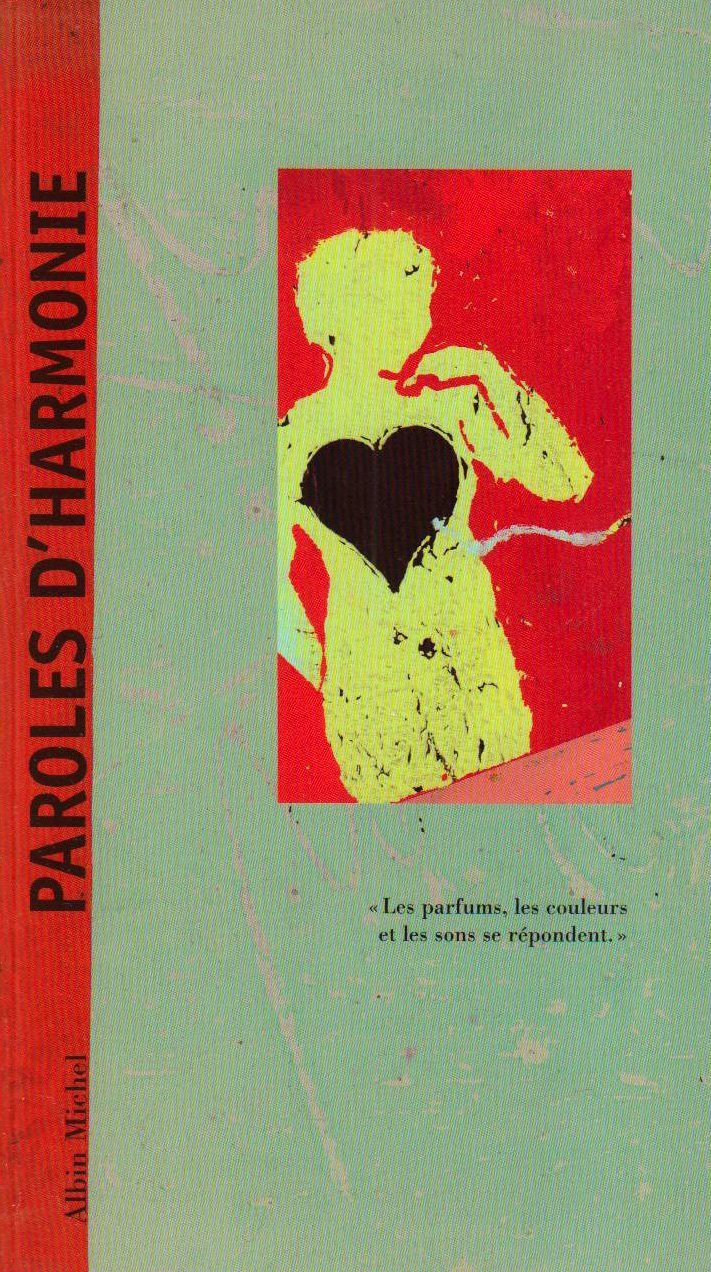 Read Online Paroles D'Harmonie -Nvelle Ed.- (French Edition) PDF