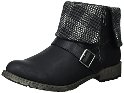 Women's Bentley Lewis PU/Randy Fabric Ankle Boot