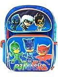 """Disney PJmasks Boys/Girls Large 16"""" School Backpack"""