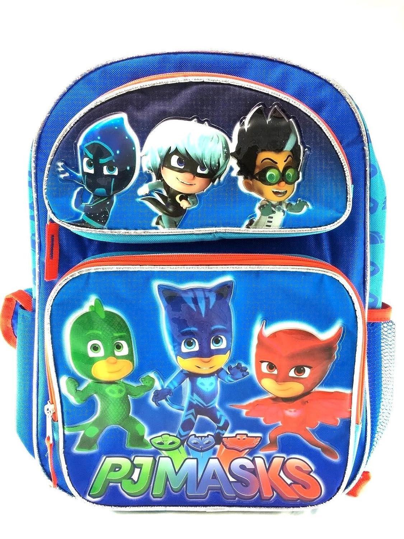 [PJMASKS]PJMasks Disney Boys/Girls Large 16 School Backpack [並行輸入品]   B01NCEX4KC