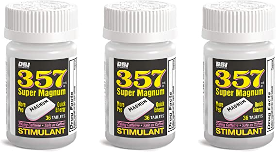 357 magnum diet pills