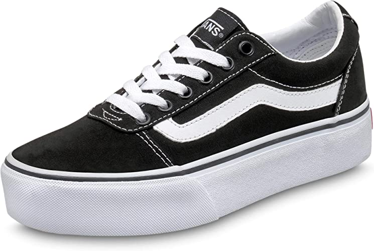 sneakers vans platform