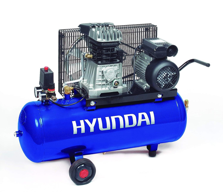 Hyundai, HYACB50-31, Compresor 50 L-3 HP (Monofásico): Amazon.es ...