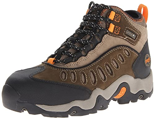 Timberland m Mudslinger Boot Pro D Mid Men's 5 Lace toe Eu n Marr 9 Uk Steel n 44 Waterproof Marr up wzBwxaEqr