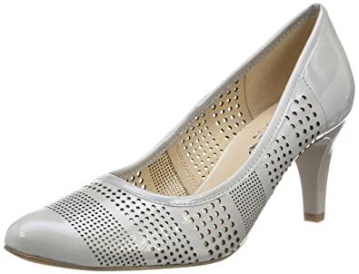 Womens 22502 Closed-Toe Pumps Caprice