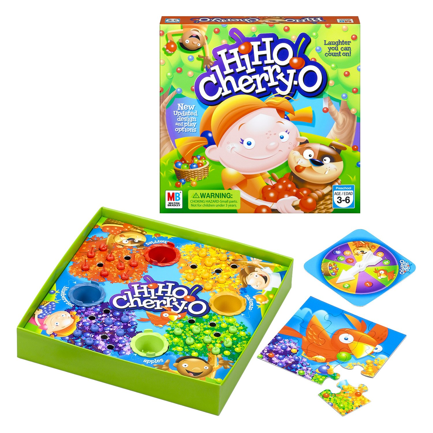 Amazon Hi Ho Cherry O Game Amazon Exclusive Toys & Games