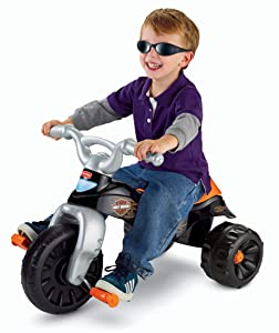 Fisher-Price Harley-Davidson Motorcycles Tough Trike - best toys for 4 year olds