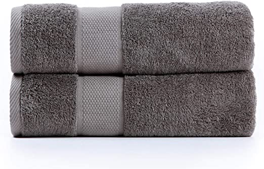 SUMC Toallas de baño 600GSM Toallas de baño de algodón Conjunto de ...