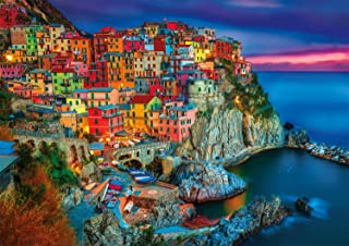 product image for Buffalo Games - Vivid Collection - Cinque Terre - 300 Large Piece Jigsaw Puzzle