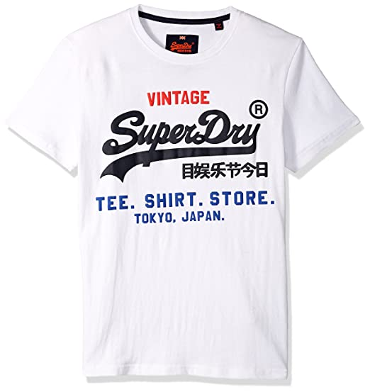 fashion styles look for official shop Superdry Men's T-Shirt