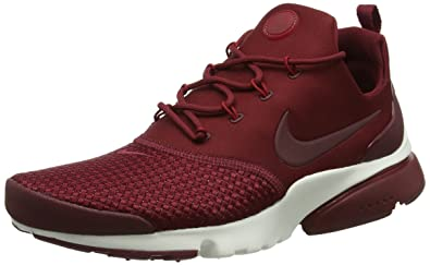 Nike Presto Fly Se, Chaussures de Gymnastique Homme, Vert (Team Red/Team Red/Gym Red/Sail 603), 42 EU