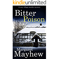 BITTER POISON a cozy murder mystery (Village Mysteries Book 5) book cover