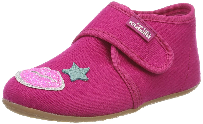 Zapatillas de casa Beb/é-Ni/ñas Kirsche/&Mund Living Kitzb/ühel Babyklett
