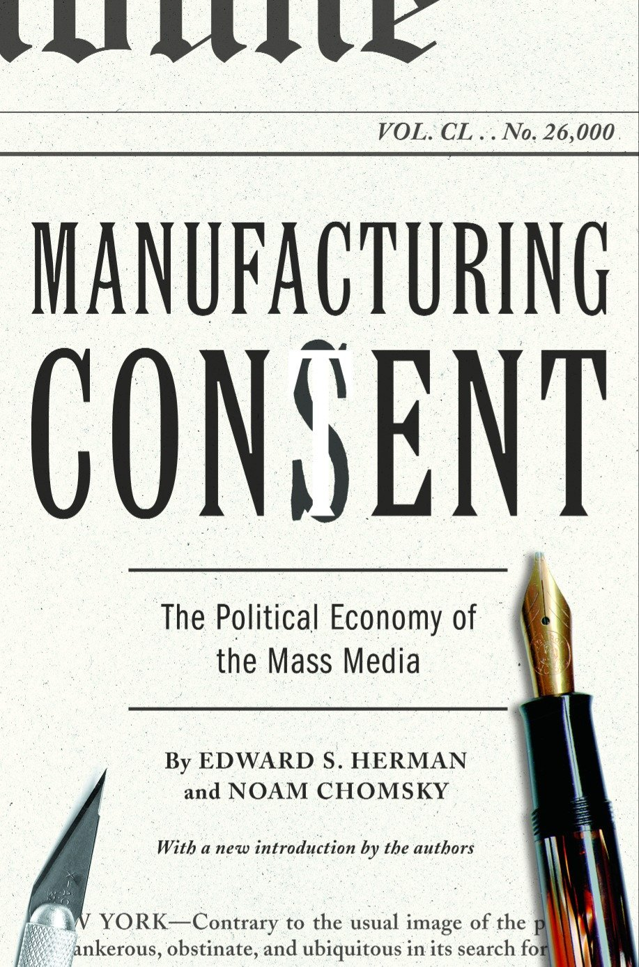 Image result for Manufacturing Consent