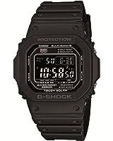 Casio Men's GW-M5610-1BJF G-Shock Solar Digital Multi Band 6 Black Watch