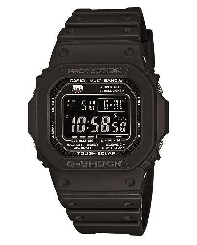 [カシオ]CASIO腕時計G-SHOCKジー・ショックMultiband6マルチバンド6世界6局対応電波ソーラーウォッチデジタルGW-M5610-1BJFメンズ