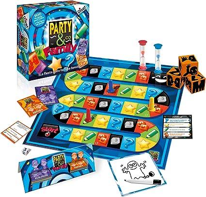 Diset - Party & Co Family (10118): Amazon.es: Juguetes y juegos