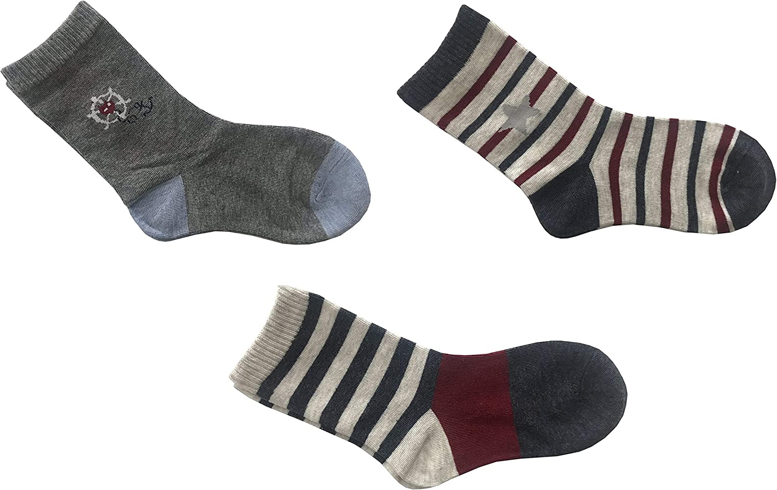 Kids Socks - Calcetines para niño (medias de pantorrilla), de ...