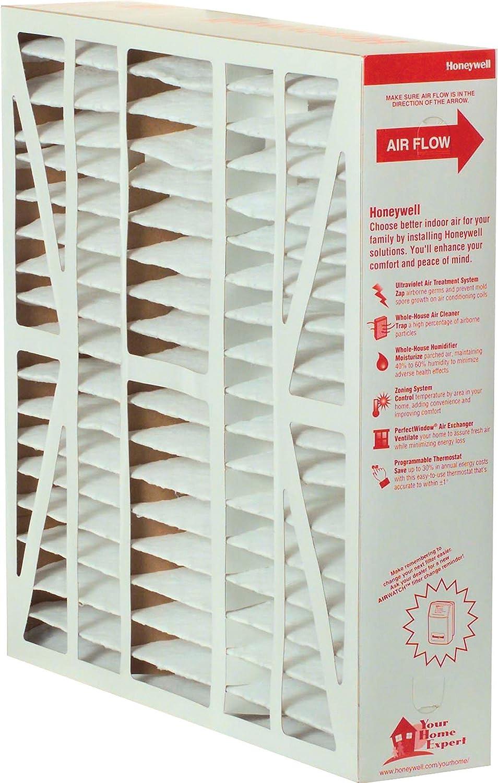 Honeywell FC100A1029 16 x 25 x 4 Media Air Filter (MERV 11): Home & Kitchen
