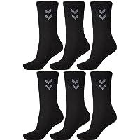 6pares de calcetines Hummel Basic Deporte y Ocio diferentes tamaños