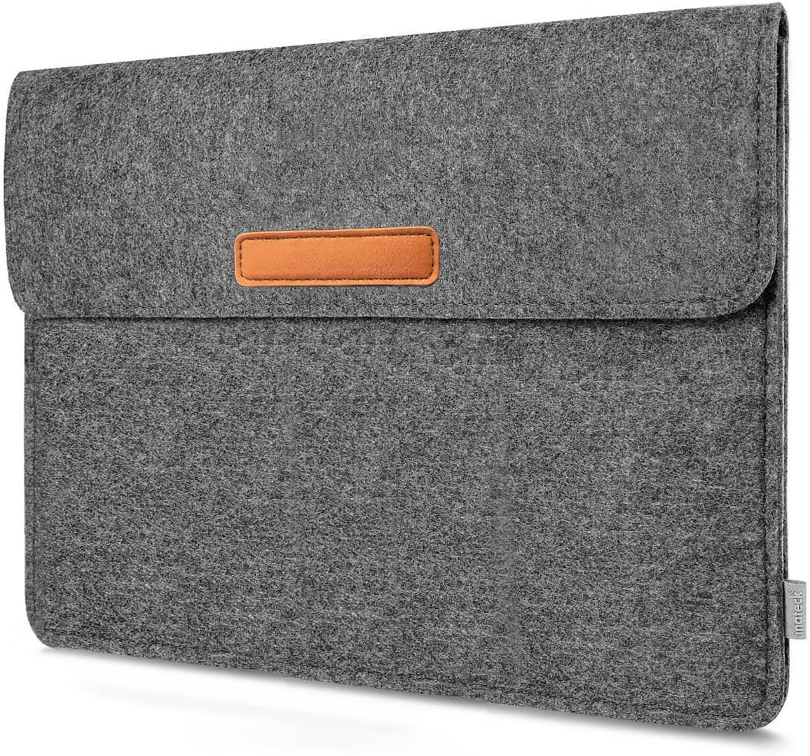 Inateck 10.5-11 Tablet Sleeve Carrying Case Compatible 10.2 iPad 2019/2018 iPad Pro 11/10.5 iPad Pro & iPad Air 2019/9.7 iPad Air/Galaxy Tab - ...