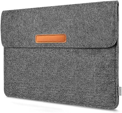 Inateck Tablet Sleeve Carrying Case Compatible 10.5 iPad Pro /& iPad Air 2019 //11 iPad Pro 2018//10 Surface Go//iPad 9.7 inch Dark Grey 3rd Gen