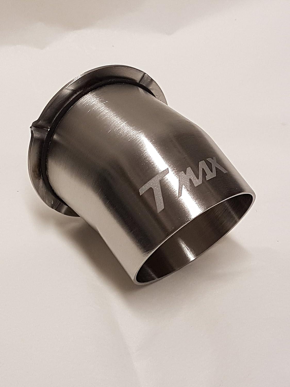 Beccuccio Modello Eco con incisione Tmax da 2012 a 2016 tromboncino exhaust Spout By Arkimelo