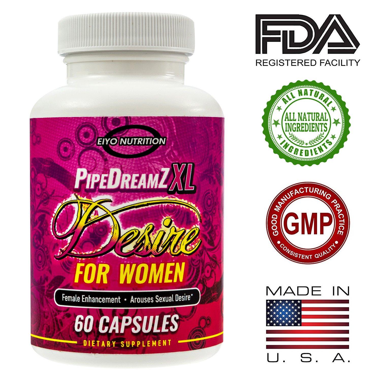 Female Libido Enhancement - Sex Enhancements for Women, Sexual Enhancers, Libido, Aphrodisiac for Women, Libido Enhancer for Women, Eiyo Nutrition, Female Libido Supplement, Sex Pill Women