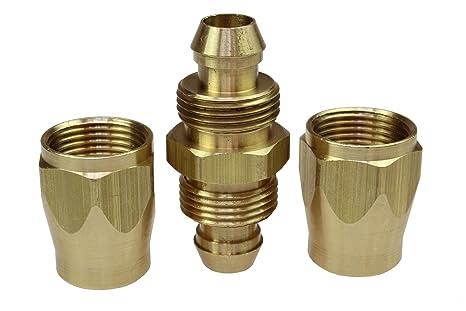 Coilhose Pneumatics PHS0406 Flexeel Hose Reusable Hose Splicer For 1//4-Inch ID Hose
