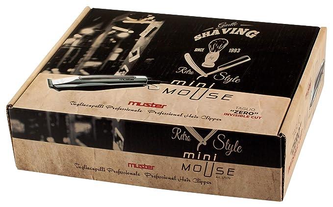 Muster & Dikson 57079 - Cortacésped mini ratón,: Amazon.es: Salud ...