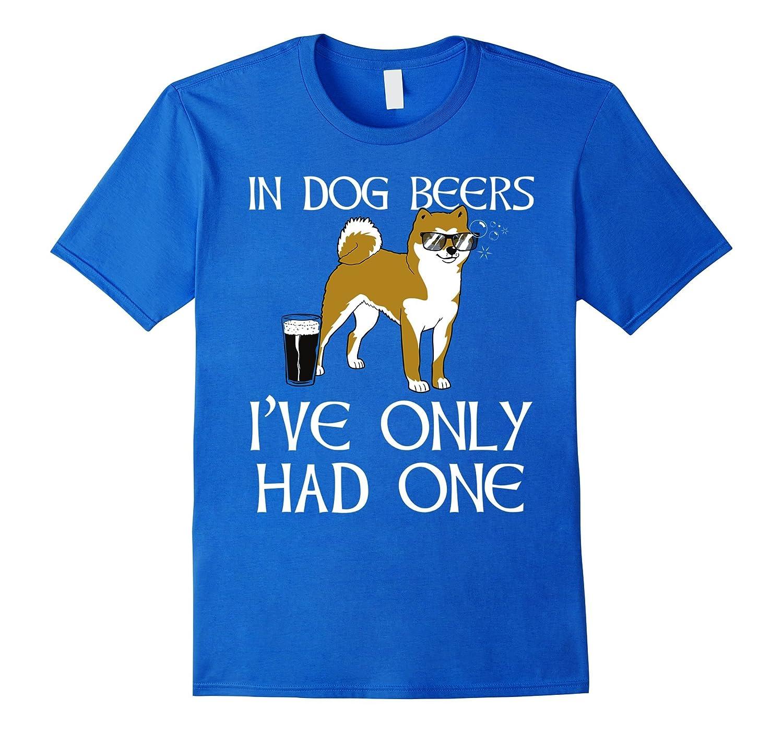 Mens Shiba Inu T Shirt Patricks-Awarplus