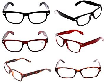 cbb64fefccd0 Image Unavailable. Image not available for. Color  EYEGLASSES Fashionable  Plastic ...