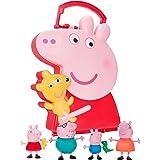Peppa Pig 4-Figure Carry Case Storage