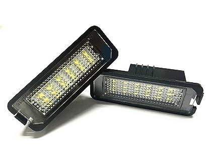 LED matrícula iluminación de matrícula lámpara Matrícula ...