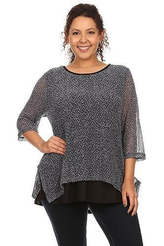Nachtigall+Lerche - Camisas - Túnica - para mujer