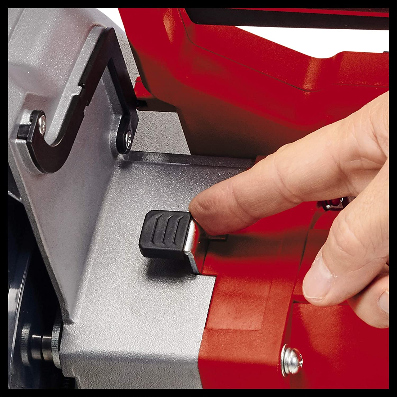 color rojo y negro Einhell 4300385 TC-SM 254 Sierra de inglete con sistema de tracci/ón