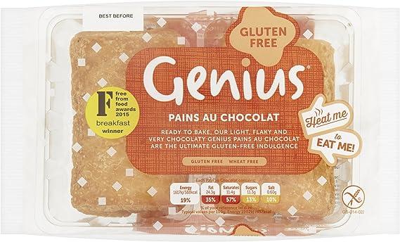 gluten free pain au chocolat uk