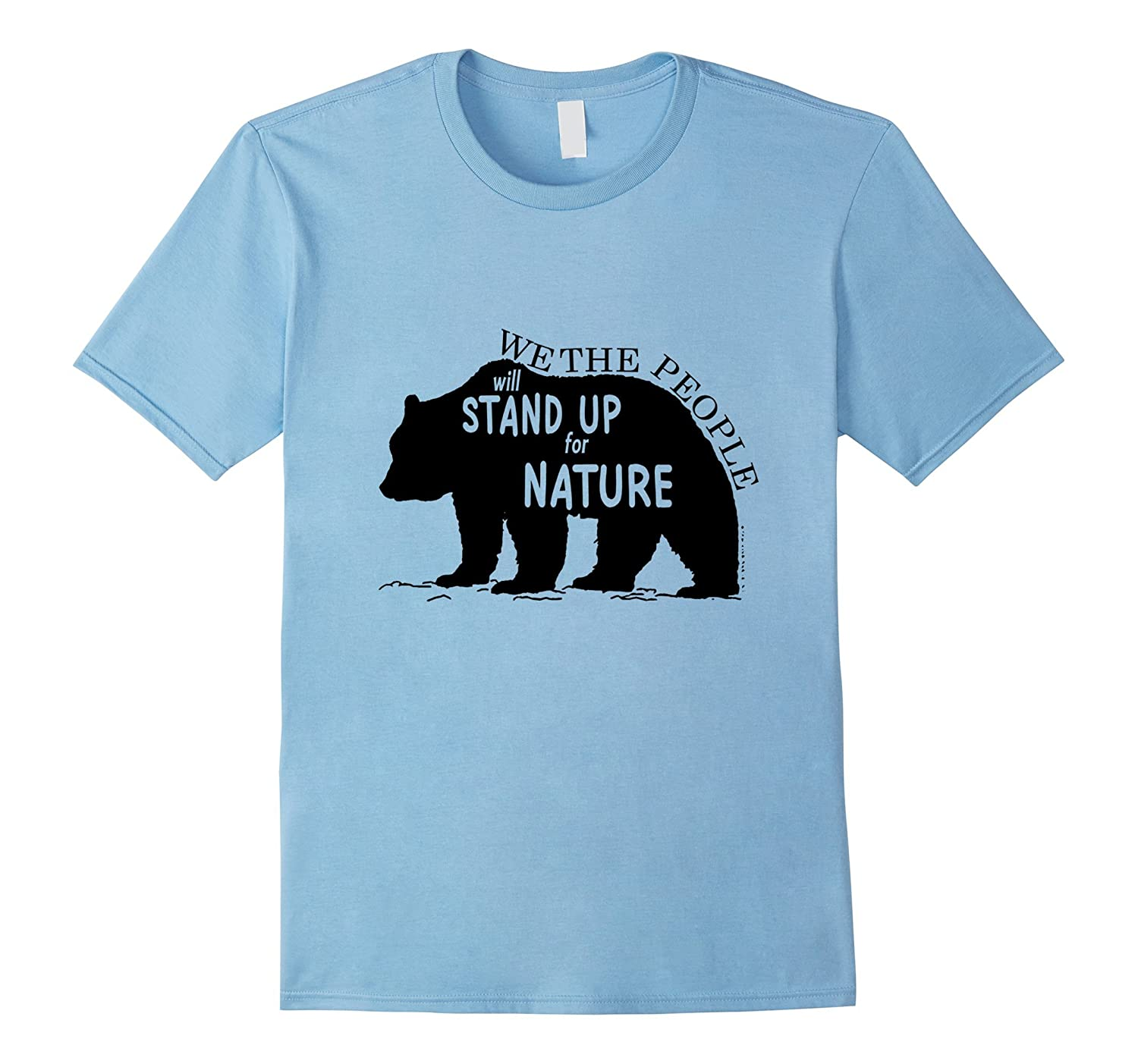We the people will stand up for nature-CD