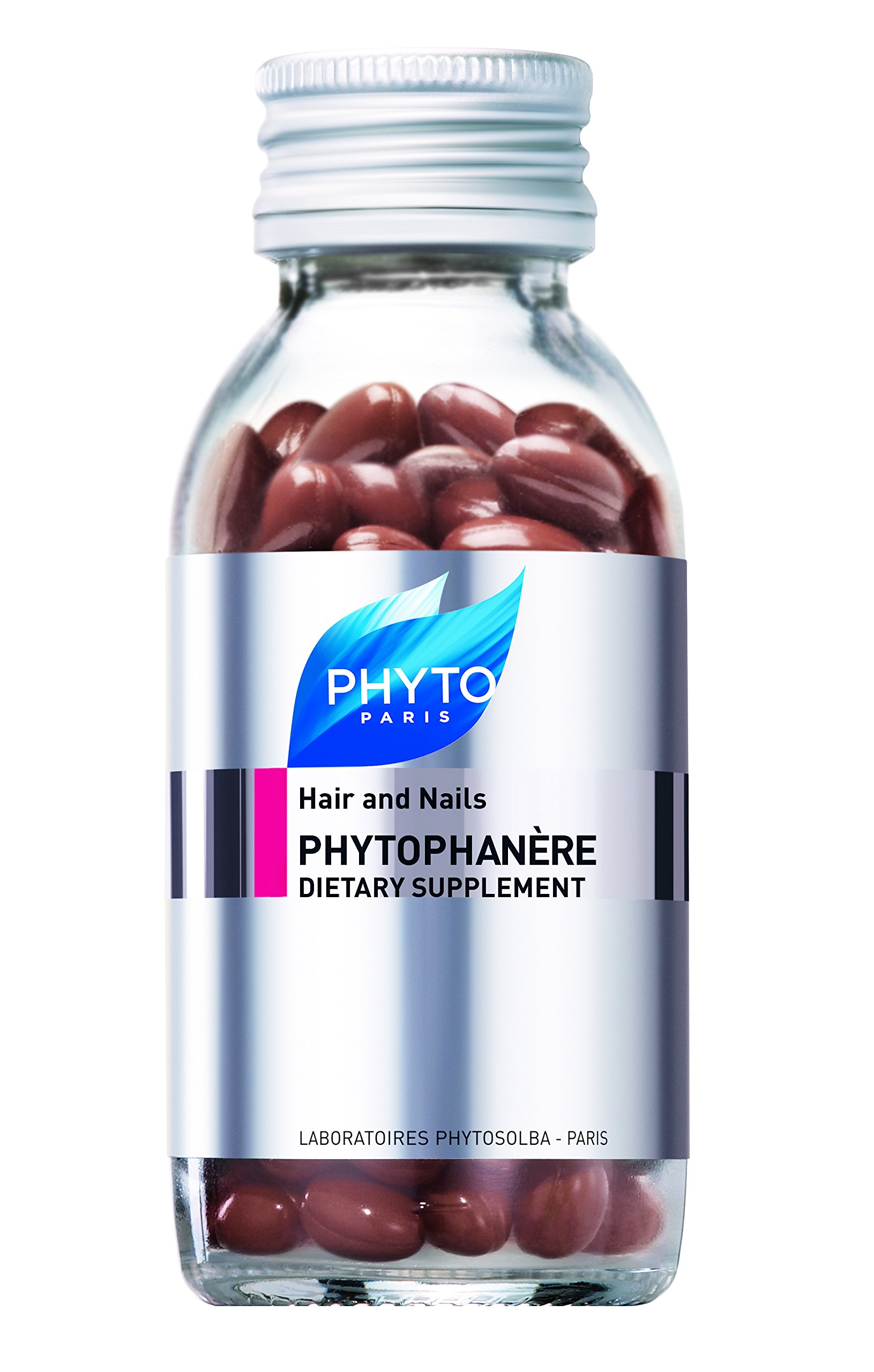 Phyto PHYTOPHANÈRE Natural Dietary Supplement for Hair by PHYTO