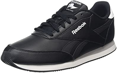 92d4a7f45edd0 Reebok Men s Royal Cl Jog 2l Gymnastics Shoes  Amazon.co.uk  Shoes ...